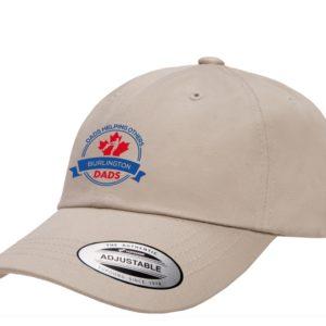 f09b25f20 Youth - YP CLASSIC Pro-Style Twill Snapback - Burlington Dads