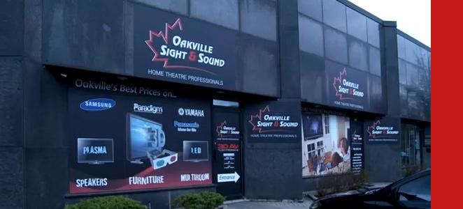 Oakville Sight & Sound