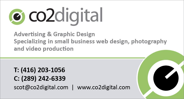 co2digital Website Design