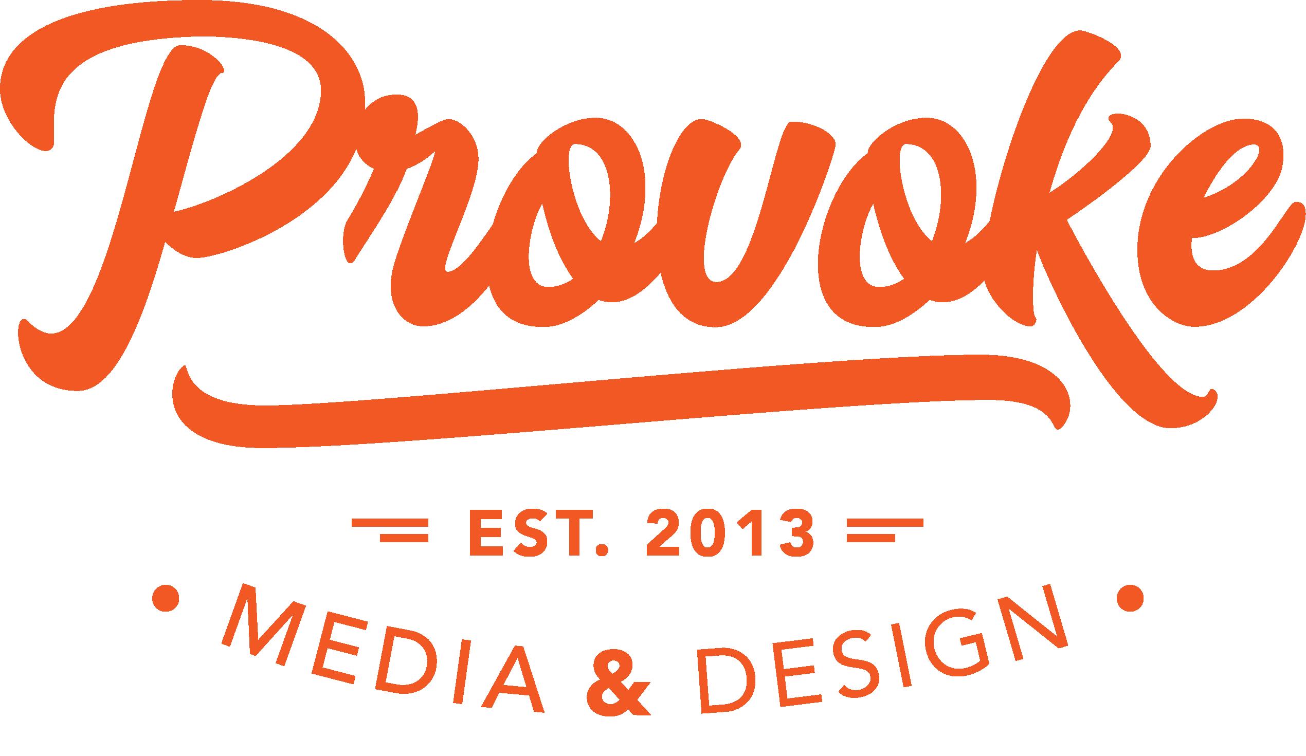 Provoke Media & Design