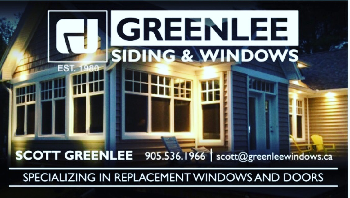 Greenlee Siding & Windows